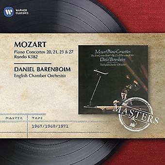 Mozart / Barenboim, Daniel - Popular Piano Concerto [CD] USA import