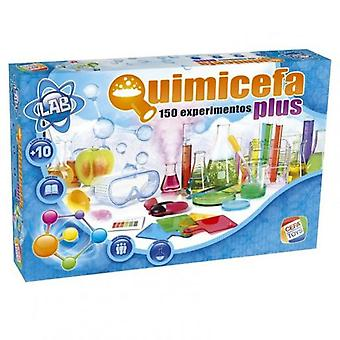 Cefa Plus Quimicefa (Toys , Educative And Creative , Science And Nature)
