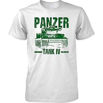 Panzer Tank IV - German WW2  - Kids T Shirt