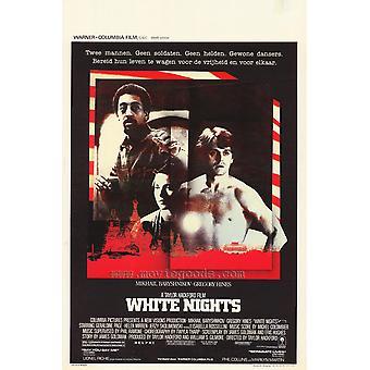 White Nights Movie Poster (11 x 17)