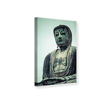 Canvas Print Meditating Buddha