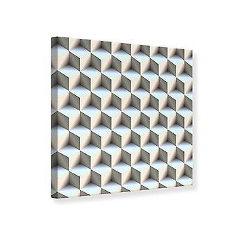 Lærred Print 3D Polytope