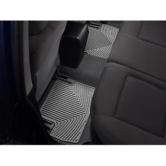 WeatherTech W256GR Floor Mat, Rubber, Rear