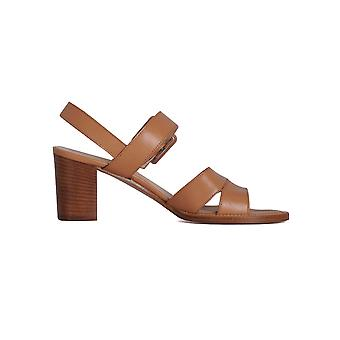 Franca 9947 ladies brown leather sandals