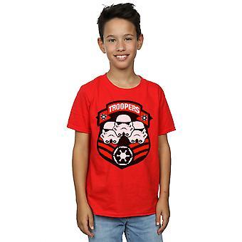 Star Wars Boys Stormtrooper Troopers T-Shirt