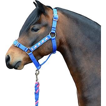 Derby House Unicorn Leadrope and Head Collar