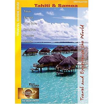 Globe Trekker - Tahiti & Französisch-Polynesien [DVD] USA import