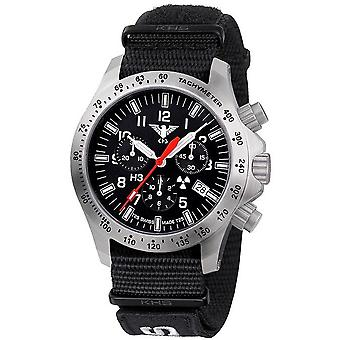KHS watches mens watch platoon chronograph LDR KHS. PCLDR. NXT7