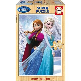 Educa 100 Pieces Frozen Puzzle (Babies and Children , Toys , Boardgames , Puzzles)
