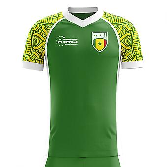 2018-2019 Senegal Away Concept Football Shirt