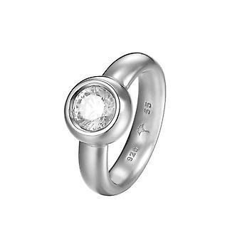 Joop kvinnors ring silver zirconia LANA JPRG90736A