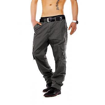 Carga pantalones vaqueros perder oportunidad pantalones cargo pantalones trabajo de ajuste Chinohose