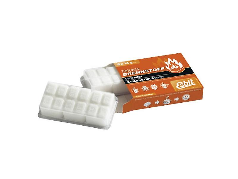 Esbit Solid Fuel Tablets 6 x 14g 00112100