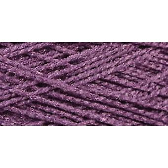 Needloft Craft Yarn 20yd-Purple