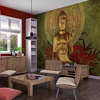 Fond d'écran - Bouddha doré