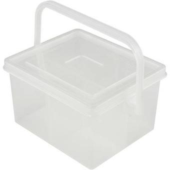 KSS QBS-400 B Assortment box (L x W x H) 135 x 110 x 80 mm No. of compartments: 4 fixed compartments