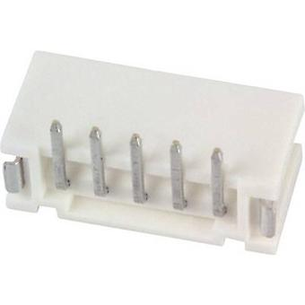 JST Built-in pin strip (standard) PH Total number of pins 5 Contact spacing: 2 mm B5B-PH-SM4-TB (LF)(SN) 1 pc(s)
