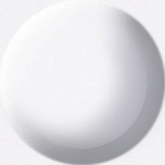 Enamel paint Revell White (matt) 05 Can 14 ml