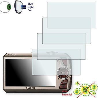 Canon PowerShot SD4500 IS screen protector - Disagu ClearScreen protector