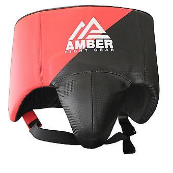 Amber kamp Gear MMA Abdominal Guard boksning Kickboxing lysken Cup Protector Jock Strap Muay Thai