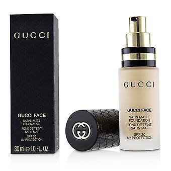 Gucci Gucci Face Satin Matte Foundation Spf 20 - € 140 - 30ml/1oz