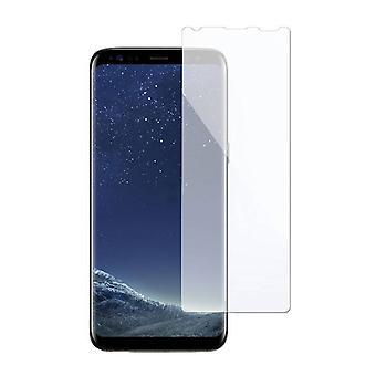 Material certificado® protetor de tela Samsung Galaxy S8 temperado vidro película Extra pequeno