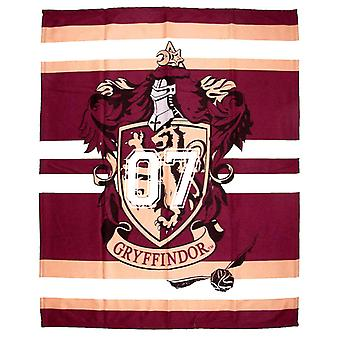 Harry Potter dreuzels Griffoendor deken fleece deken 100 x 150 cm