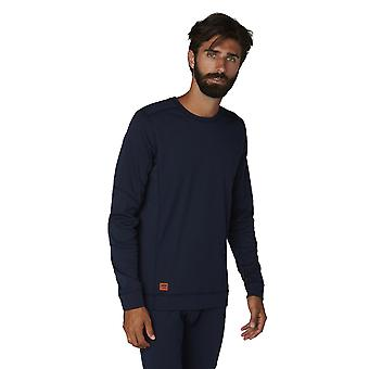 Helly Hansen Mens Lifa Max Crewneck Workwear Base Layer Top