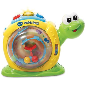 Vtech Pop-a-Ball Swirly Snail
