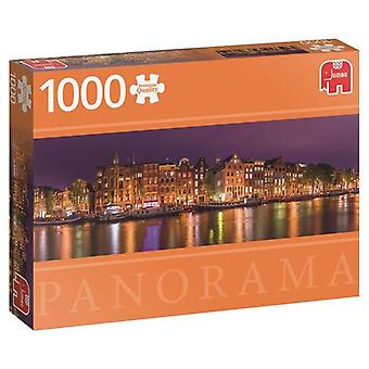 Jumbo puzzel Amsterdam panorama 1000pc