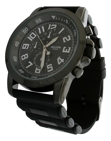 Waooh - watch Waooh 162 - siliconen armband