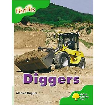 Oxford Reading Tree Level 2 More Fireflies A Diggers by Monica Hughes