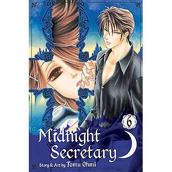 Midnight Secretary by Tomu Ohmi - 9781421559490 Book