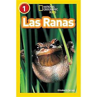 Las Ranas by Elizabeth Carney - 9781426325939 Book