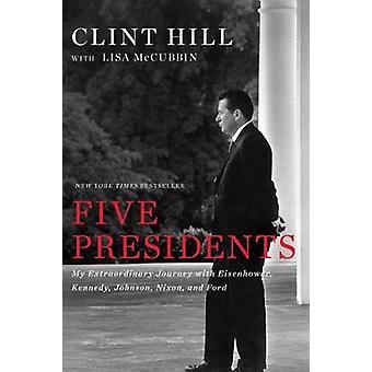كينيدي الرؤساء الخمسة-رحلة عادية مع أيزنهاور---