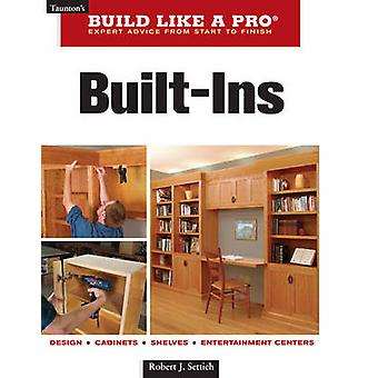 Built-ins - Design - Cabinets - Shelves - Entertainment Centers by Rob