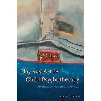 Spelen en kunst in Kinderpsychotherapie - een beeldende kunst therapie toevoe
