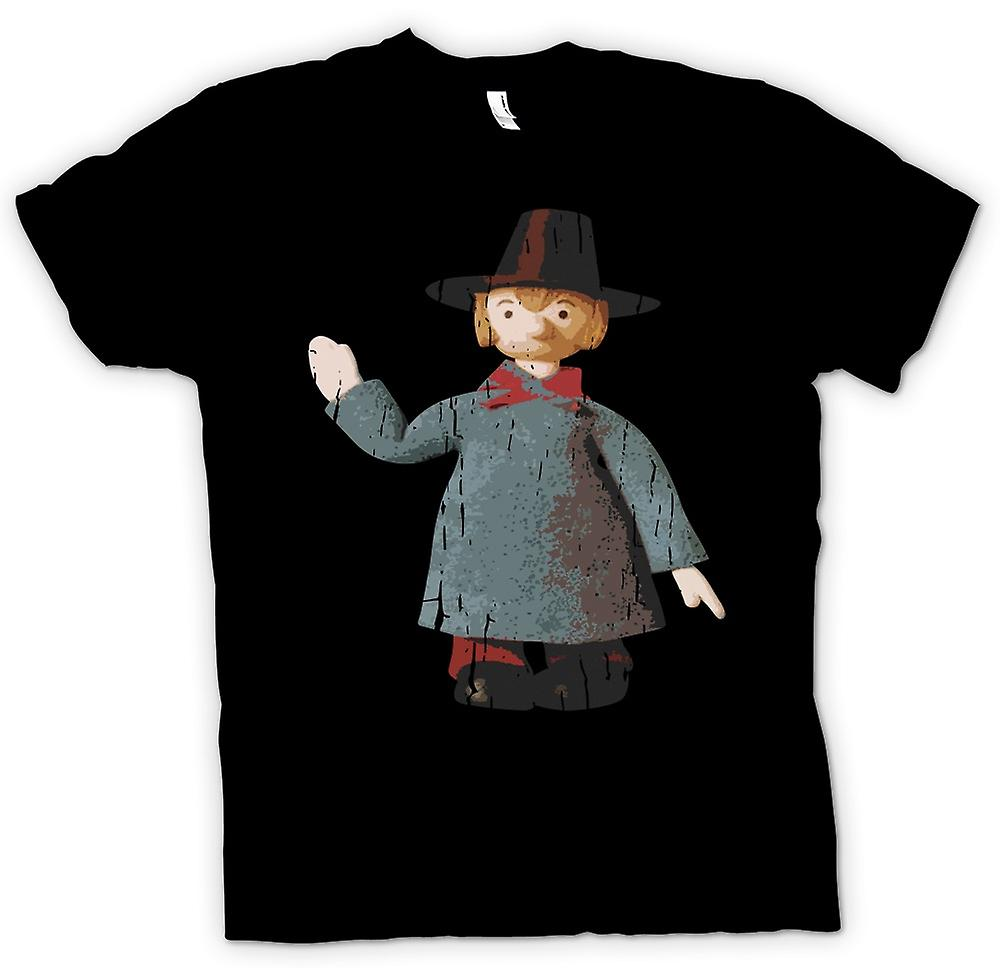 Womens T-shirt - Windy Miller - Camberwick Green