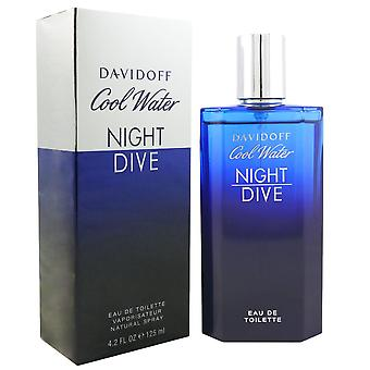 Davidoff cool water night dive you - men 125 ml Eau de Toilette EDT