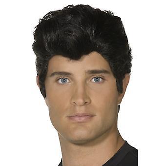 Danny wig grease wig ORIGINAL T-bird black