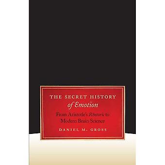 Den hemmelige historie af følelser: fra Aristoteless retorik til moderne hjernen videnskab