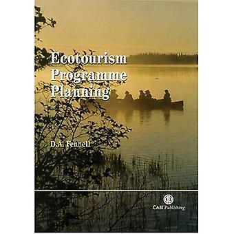 Planification de programme de l'écotourisme