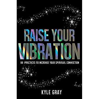Het verhogen van je vibratie: 111 praktijken om te verhogen uw spirituele verbinding