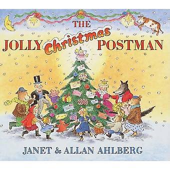 Listonosz radosnych świąt Bożego Narodzenia przez Allan Ahlberg - Janet Ahlberg - 978031