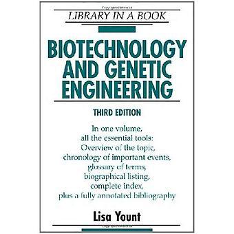 Bioteknik och genteknik (bibliotek i en bok)
