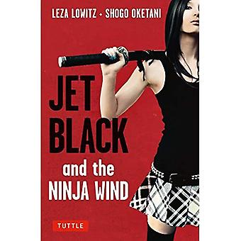 Jet Black and the Ninja Wind: British Edition
