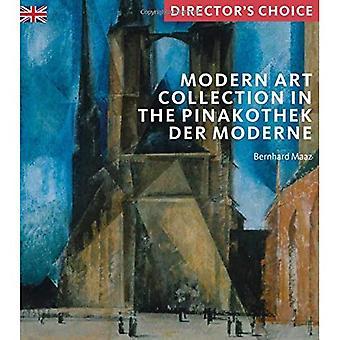 Modern Art Collection in the Pinakothek der Moderne Munich: Director's Choice