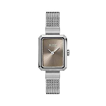 Hugo Boss women's Watch Quartz analogue watch with stainless steel band 1502431