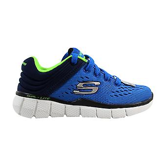 Skechers Equalizer 2.0 Post sæson kongeblå / 97375L forskole