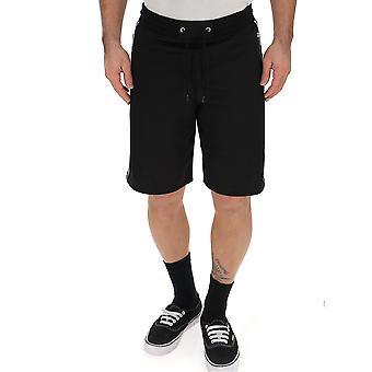Givenchy preto poliéster Shorts